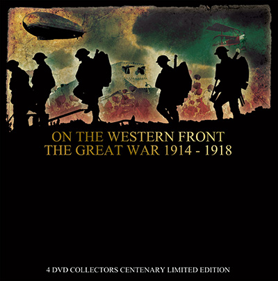 On the Western Front Danann Publishing
