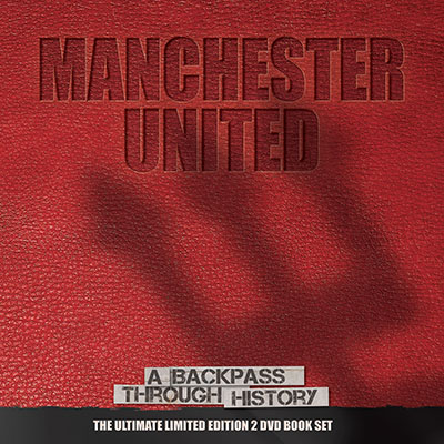 Manchester United book Danann Publishing