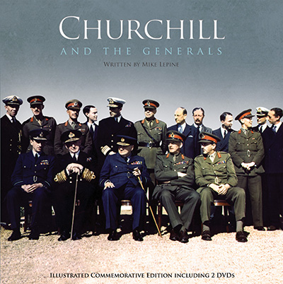 Churchill and the Generals Danann Publishing