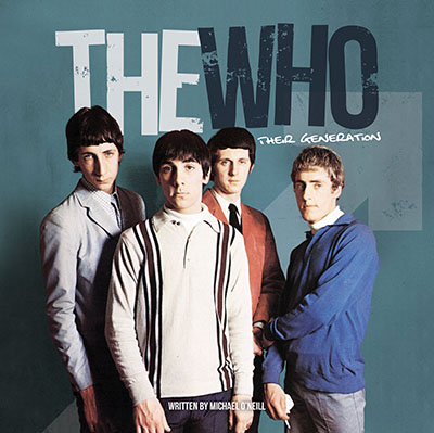 The Who Their Generation Hardback Book