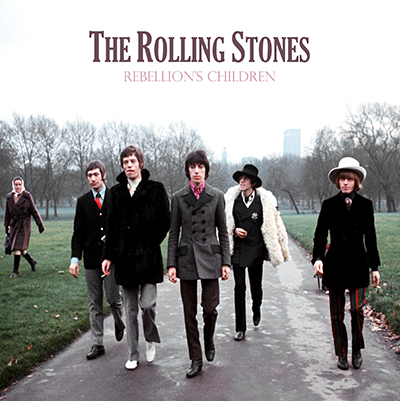THE ROLLING STONES - Rebellion's Children book