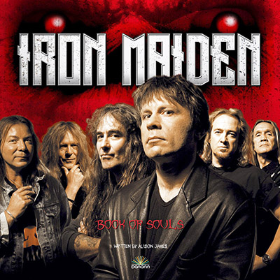 Iron Maiden Book of Souls by Danann Publishing