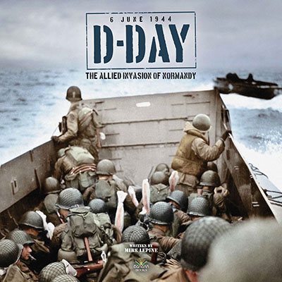 Book: D Day Landings The Allied Invasion of Normandy