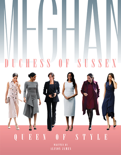 Meghan Dutchess of Sussex Danann Publishing