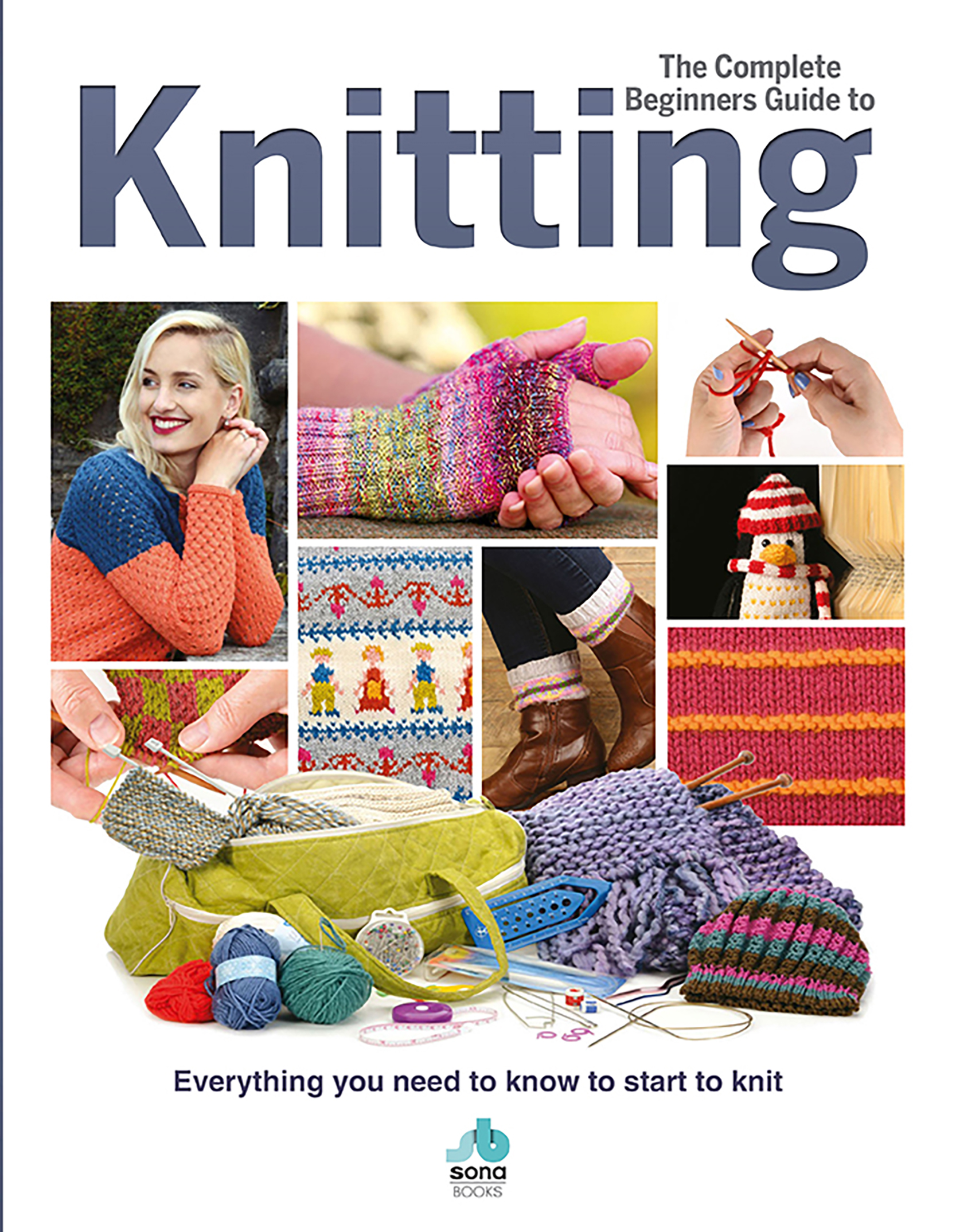Complete Guide to Knitting