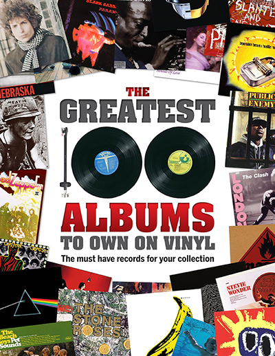 Greatest Albums to own on Vinyl
