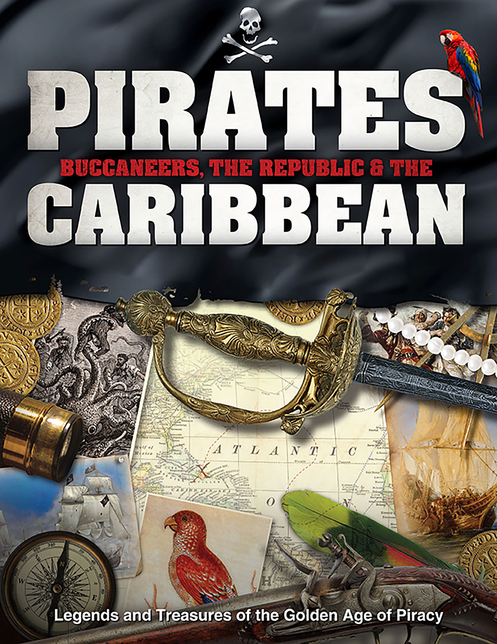Pirates, Buccaneers, Republic & Caribbean