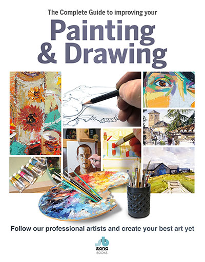 Complete Guide to Painting & Drawing