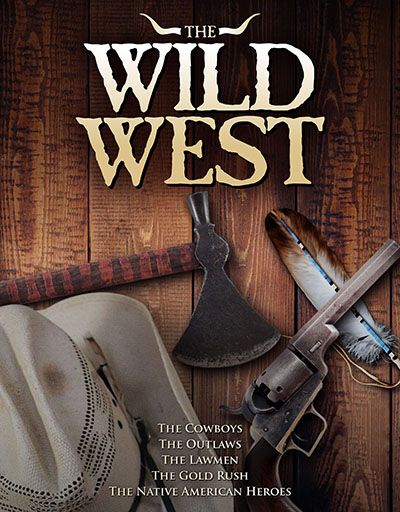 The Wild West Sona Books