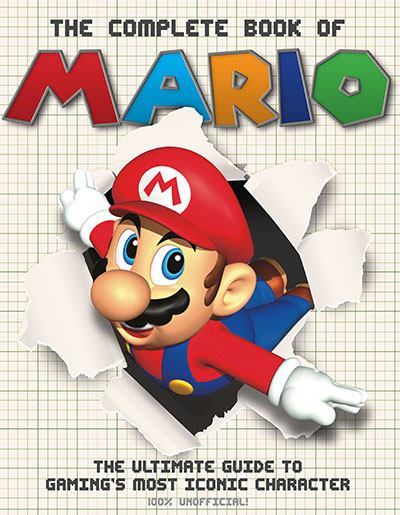 The Complete Book of Mario Sona Books