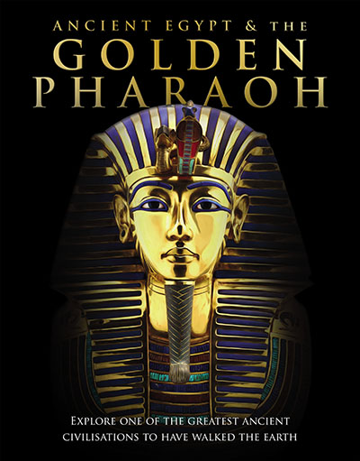 Ancient Egypt & Golden Pharaoh