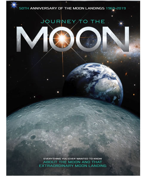Journey to the Moon Book by Sona Publishing