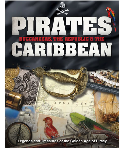 Book: Pirates Buccaneers the Republic & the Caribbean