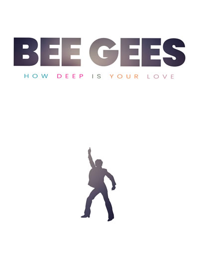 Bee Gees How Deep is Your Love Book