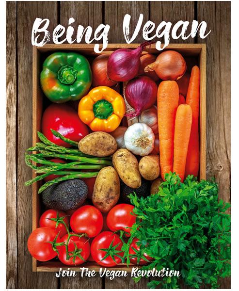 Book:Being Vegan 50 recipes