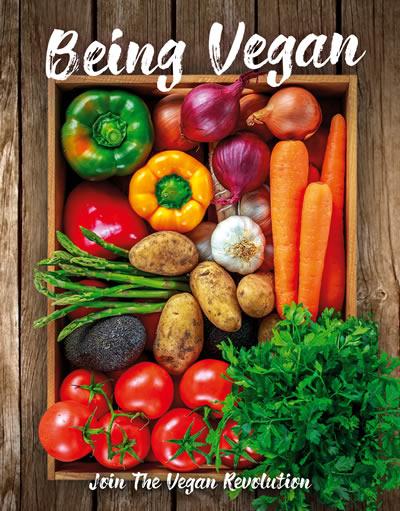 Being Vegan book
