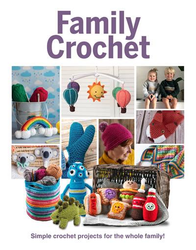 Family Crochet book