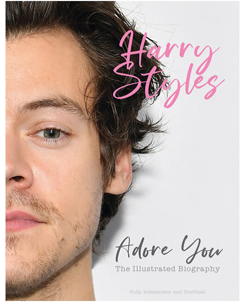 Harry Styles Adore You Book