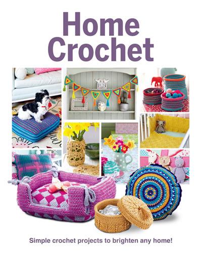 Home  Crochet book