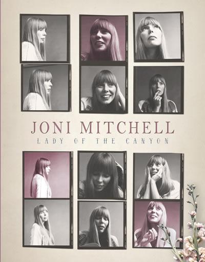 Joni Mitchell Lady Of The Canyon