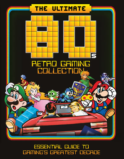 The Ultimate 80's Retro Gaming Collection book