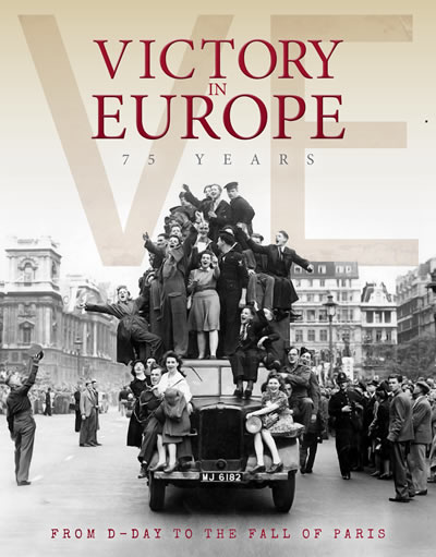 Victory in Europe 75 years book