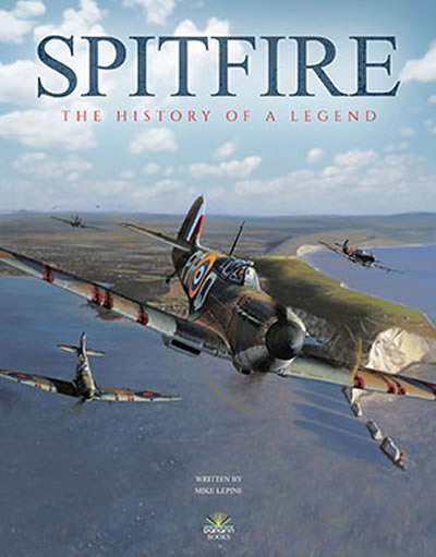 Spitfire The History of a Legend book